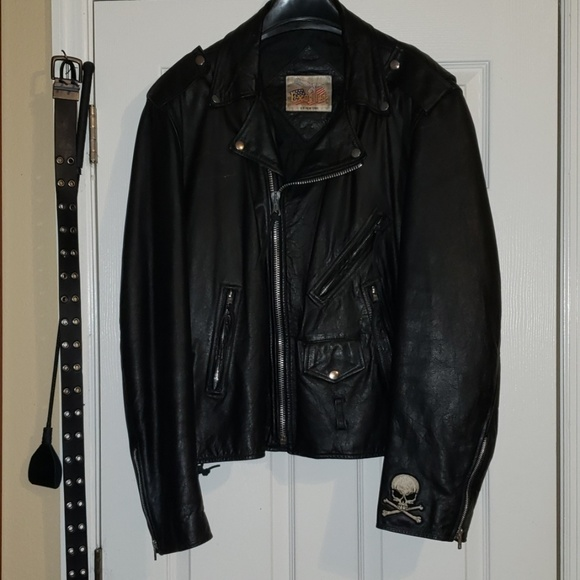 Excelled Other - Men's leather jacket